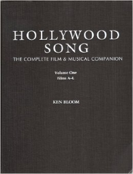 Hollywood Song: The Complete Film & Musical Companion.