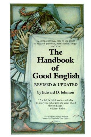 9780816027118: The Handbook of Good English