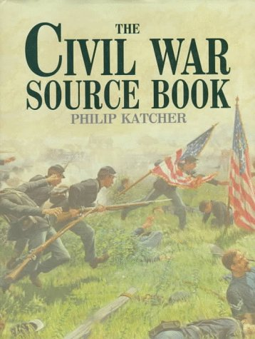 9780816028238: The Civil War Source Book (Source Book Series)