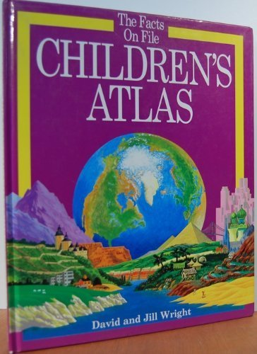 9780816029259: The Facts on File Children's Atlas