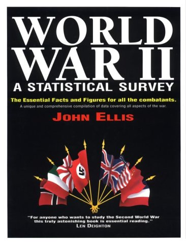 9780816029716: World War II: A Statistical Survey: The Essential Facts and Figures for All the Combatants