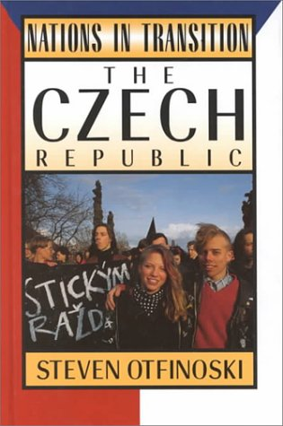 9780816030804: The Czech Republic (Nations in Transition)