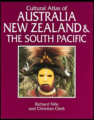 9780816030835: Cultural Atlas of Australia, New Zealand, and the South Pacific**OUT OF PRINT**