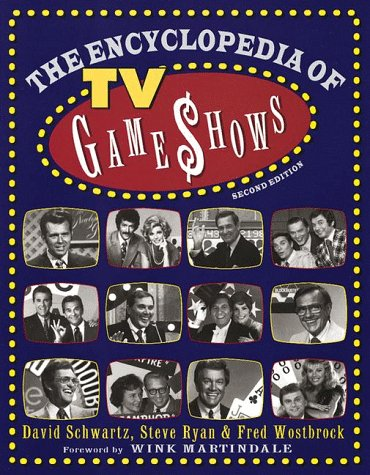9780816030941: The Encyclopedia of TV Game Shows