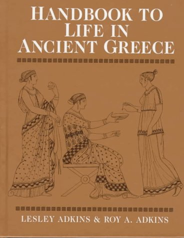 9780816031115: Handbook to Life in Ancient Greece