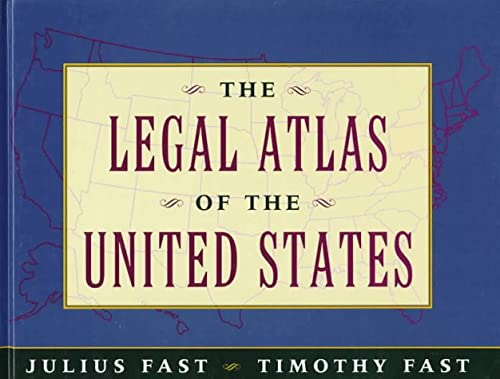 9780816031283: The Legal Atlas of the United States
