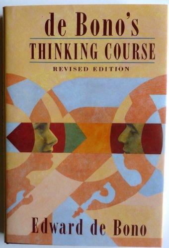 9780816031757: De Bono's Thinking Course