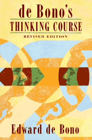 9780816031788: De Bono's Thinking Course, Revised Edition
