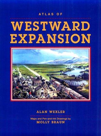 9780816032068: Atlas of Westward Expansion