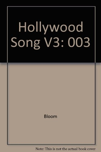 9780816032310: Hollywood Song: The Complete Film & Musical Companion, Vol. 3