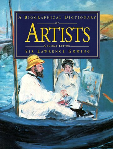 A Biographical Dictionary of Artists: Gowing, Sir Lawrence