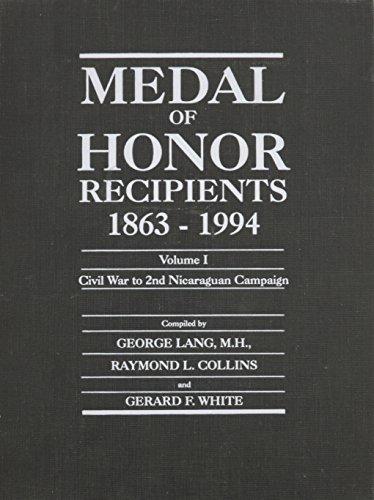 Medal of Honor Recipients 1863-1994 (Civil War: Raymond L. Collins,