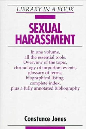 9780816032730: Sexual Harassment (Library in a Book)