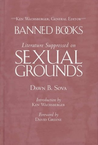 9780816033058: Literature Suppressed on Sexual Grounds (Banned Books)