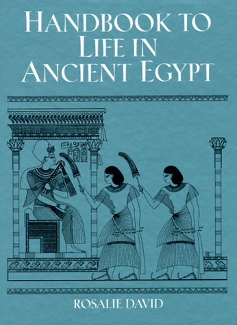 9780816033126: Handbook to Life in Ancient Egypt