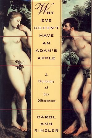 WHY EVE DOESN'T HAVE AN ADAM'S APPLE: DI