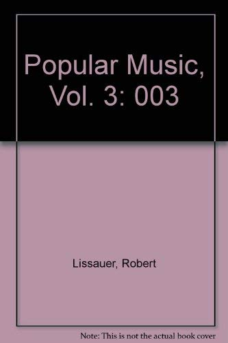9780816034680: Lissauers Encyclopedia of Popular Music Volume Onl