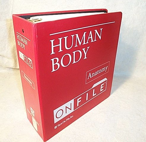 9780816035274: The Human Body on File: Anatomy