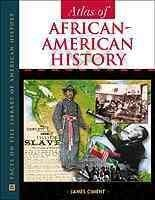 9780816037001: Atlas of African-American History (Facts on File Library of American History)
