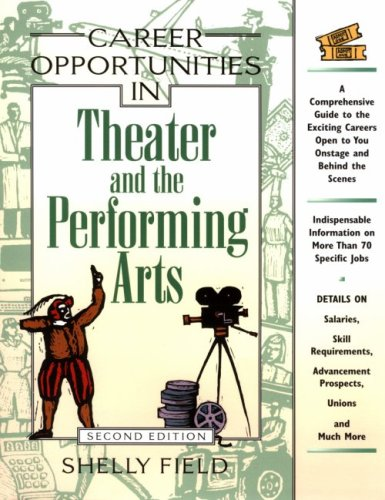 9780816037995: In Theater and the Performing Arts (Career Opportunities)