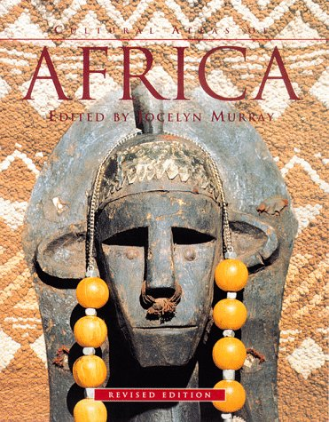 9780816038138: Cultural Atlas of Africa
