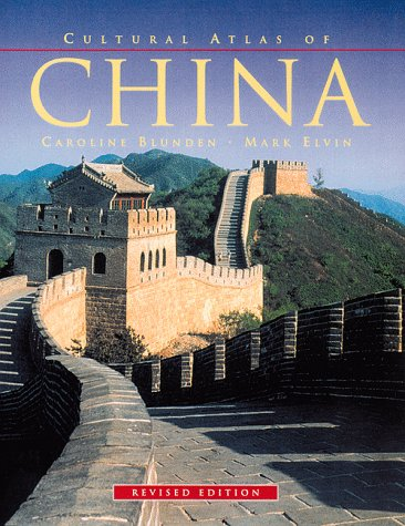 9780816038145: Cultural Atlas of China, Revised Edition