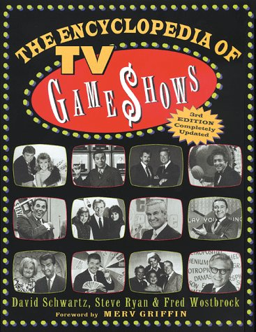 9780816038473: The Encyclopedia of TV Game Shows