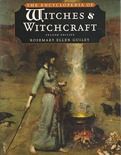 9780816038480: The Encyclopedia of Witches and Witchcraft