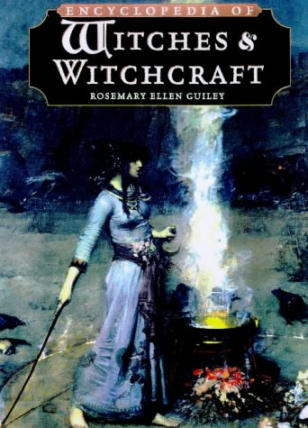 9780816038497: The Encyclopedia of Witches and Witchcraft