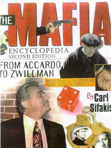 9780816038572: The Mafia Encyclopedia
