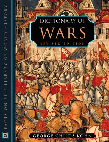 9780816039289: Dictionary of Wars