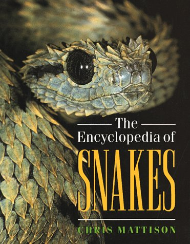9780816039319: The Encyclopedia of Snakes