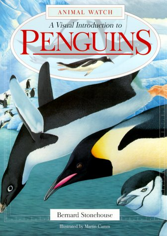 9780816040117: A Visual Introduction to Penguins (Animal Watch)