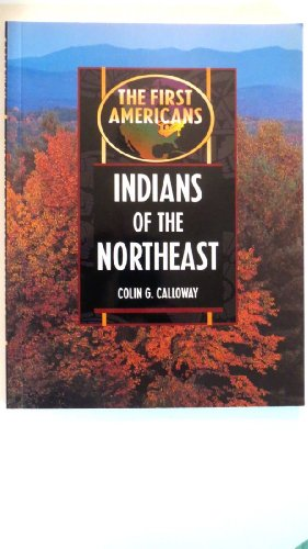 9780816040193: Indians of the Northeast (The First Americans)