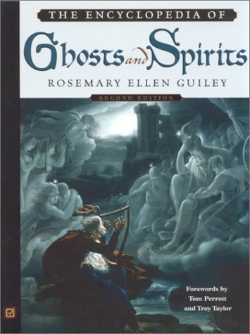 9780816040858: The Encyclopedia of Ghosts and Spirits