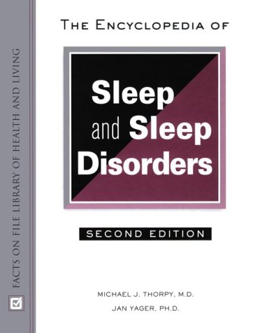 9780816040896: Encyclopedia of Sleep and Sleep Disorders (Facts on File Library of Health and Living)