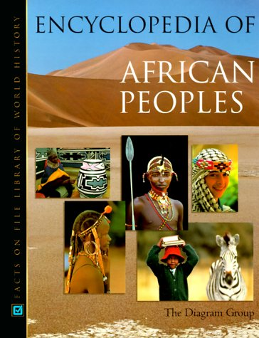 9780816040995: The Encyclopedia of African Peoples