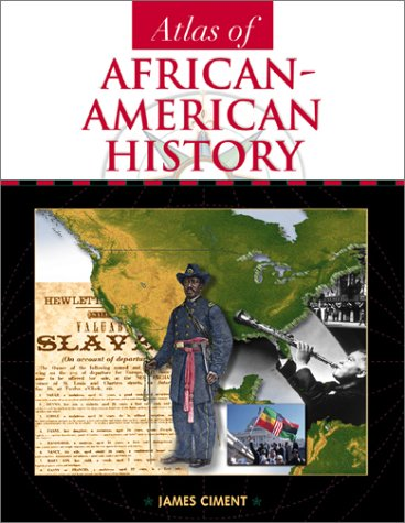9780816041275: Atlas of African-American History (Facts on File Library of American History)