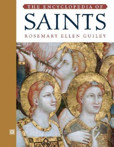 9780816041336: Saints, Encyclopedia of