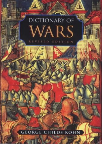 9780816041572: Dictionary of Wars