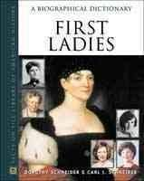 9780816041954: First Ladies: A Biographical Dictionary (Space, Place, and Society)