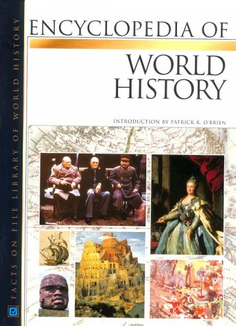 9780816042494: Encyclopedia of World History (Facts on File Library of World History)
