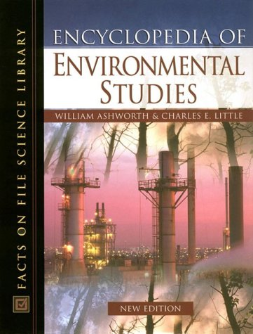 9780816042555: Encyclopedia of Environmental Studies