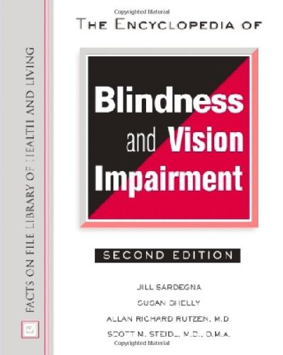 9780816042807: The Encyclopedia of Blindness and Vision Impairment (Facts on File Library of Health and Living)
