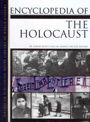 9780816043330: Encyclopedia of the Holocaust