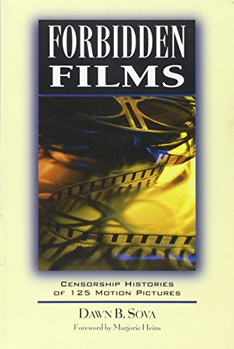 9780816043361: Forbidden Films: Censorship Histories of 125 Motion Pictures (Facts on File Library of World Literature)