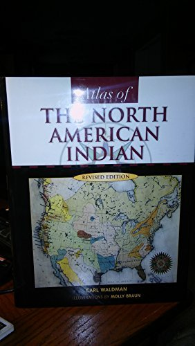 9780816044290: Atlas of the North American Indian (Revised Edition)