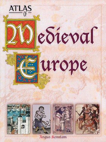 9780816044696: Atlas of Medieval Europe (Historical Atlas)