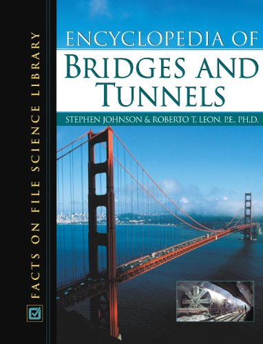 9780816044825: Encyclopedia of Bridges and Tunnels (Facts on File Science Library)