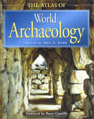 9780816045099: The Atlas of World Archaeology